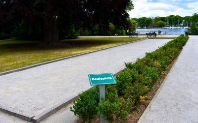 Grünanlage Regattastrecke