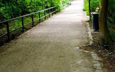 Uferweg Plänterwald